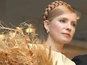 Тимошенко уехала на свекольные поля