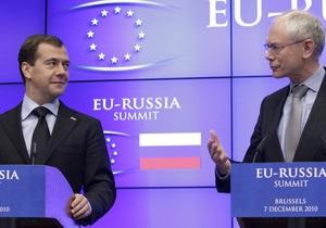На саммите Россия-ЕС стороны пришли к общему пониманию того, как облегчить визовый режим