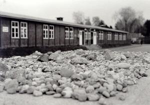 В Австрии неизвестные снова осквернили стены бывшего нацистского концлагеря Маутхаузен
