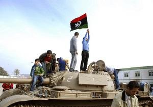 МИД: Украинские военные не участвуют в ливийском конфликте на стороне режима Каддафи