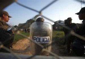 Министр внутренних дел Боливии ушел в отставку из-за разгона демонстрации