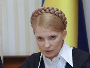 НГ: Уголовная атака на Тимошенко