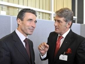 НАТО поддержит реформы в Украине для ее вступления в Альянс