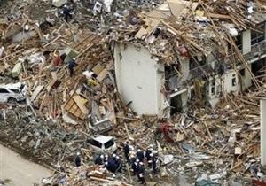 Число погибших и пропавших без вести в Японии достигло 11 тысяч человек