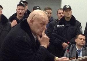 Убийство Щербаня: суд закончил допрос Марьинкова. Прокуратура обещает ряд новых свидетелей