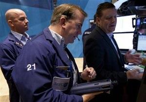 Украинский фондовый рынок открыл торги падением