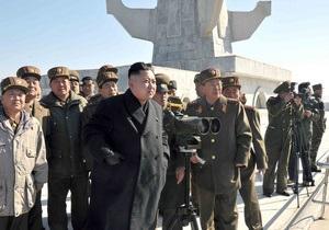 Ким Чен Ун пригрозил Южной Корее дронами
