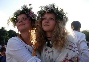 В Ивано-Франковске в День Независимости пассажиры в вышиванках будут ездить бесплатно