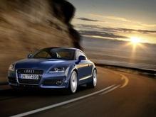Audi с олимпийской скоростью мчится навстречу клиентам