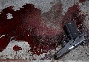 В колонии в Житомирской области застрелился прапорщик