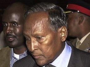 Президент Сомали ушел в отставку