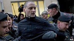 Оппозиционера Удальцова вернули из больницы в СИЗО