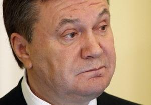 Журналисты обратились к Януковичу с просьбой защитить СМИ от давления