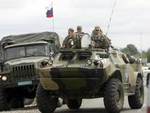 RR: Российские войска двинулись в направлении Кодорского ущелья