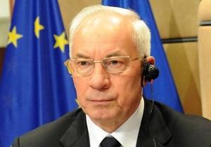 Тейшейра: Азарову отказали во встрече с ван Ромпеем и Баррозу