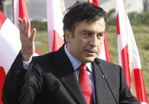 Саакашвили пообещал не выдавать вузовские дипломы тем, кто не знает английского