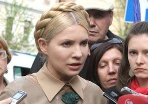 Тимошенко самовольно покинула зал заседаний: Суд превратился в фарс