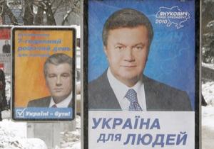 Янукович уверен, что Ющенко подпишет изменения к закону о выборах