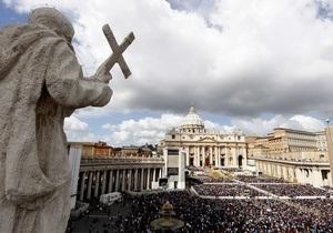 Папа Римский - Ватикан - Ватикан уличил СМИ в попытке повлиять на результаты конклава
