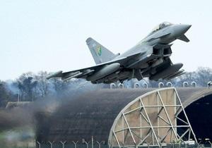 Один день операции в Ливии обходится ВВС США в $4 млн