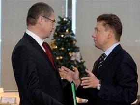 Reuters: Газпром обрушился на Европу из-за дискриминации