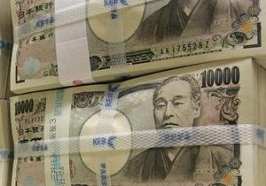 ВВП Японии сократился почти на процент
