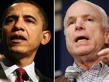 Маккейн и Обама осудили признание Россией независимости Южной Осетии и Абхазии