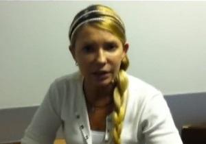 Батьківщина о годе своего лидера в тюрьме: Тимошенко не сдалась и не сломалась