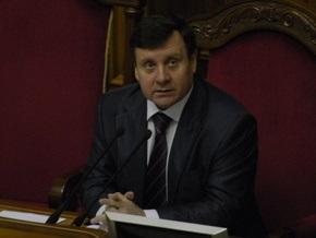 Мартынюк: Где-то в октябре-ноябре парламент может избрать президента