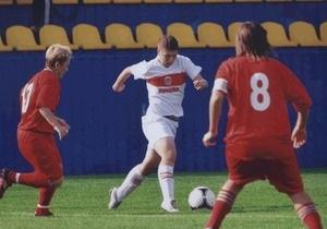 Пострадавшая в результате стрельбы в ночном клубе Ивано-Франковска оказалась футболисткой молодежной сборной