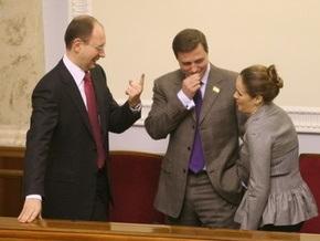 Яценюк стал членом комитета по здравоохранению