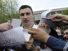 Блок Кличко нашел новые факты незаконной застройки