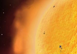 Солнце испарило ледяную комету-камикадзе