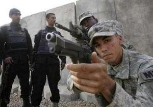 Военнослужащие США оставят в Ираке оборудование стоимостью в $30 млн