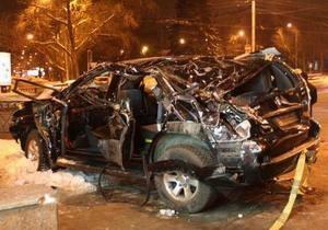 В Донецке водителю, из-за которого в ДТП погибли две девушки, присудили 10 лет тюрьмы