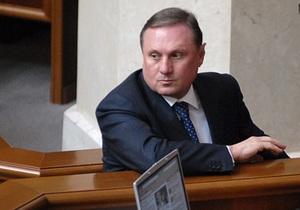 Ефремов считает, что ситуация с Тимошенко более всего вредит Партии регионов