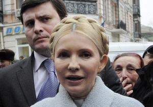 Тимошенко: Дело против Кучмы открыто для отвлечения внимания