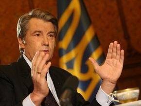 Ющенко дал Тимошенко три дня, чтобы погасить долги по зарплатам