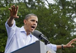 Обама отказался просить прощения за критику Ромни
