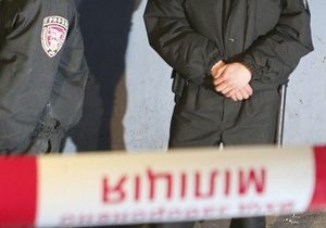 В Киеве убили и сожгли иностранца