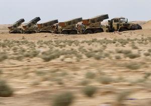 США нанесли удар по объектам ливийской ПВО