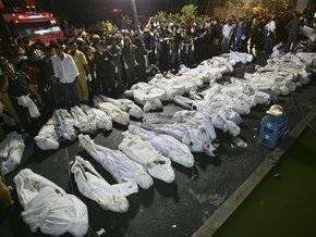 Пожар в ночном клубе в Таиланде: более полусотни погибших