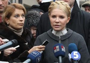 Тимошенко о пролонгировании полномочий Рады: Вчера произошли странные вещи