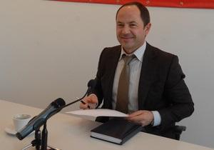 Тигипко: Сегодня впервые в политической истории Украины мы начинаем народный праймериз