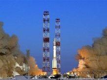Запуск американского спутника потерпел неудачу