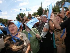 Богословская считает, что ПР теряет юго-восток страны