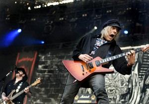 Умер экс-гитарист Motorhead
