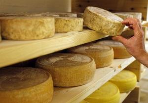 СМИ: Сыр в Украине может подорожать до 100 гривен за килограмм