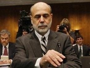 ФРС США увидела первый шаг в восстановлении из наихудшей рецессии