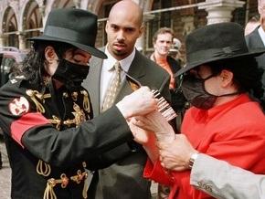 Фотогалерея: Быть похожим на Майкла Джексона
